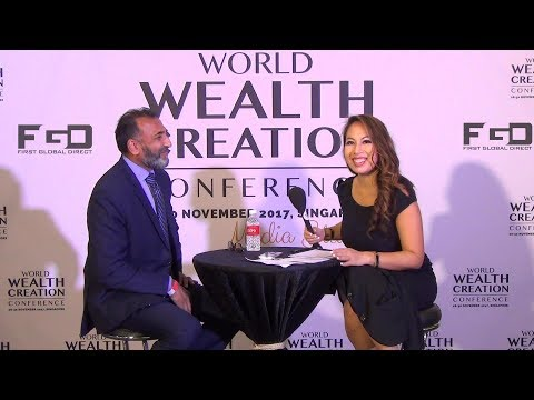 THE FUTURE OF WEALTH MANAGEMENT 2018– DIGITALIZATION VS HUMAN TOUCH - Rohit Bhuta - WWCC Singapore