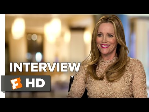 How to Be Single Interview - Leslie Mann (2016) - Comedy HD