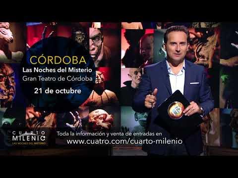 La noche del misterio llega a Córdoba - YouTube