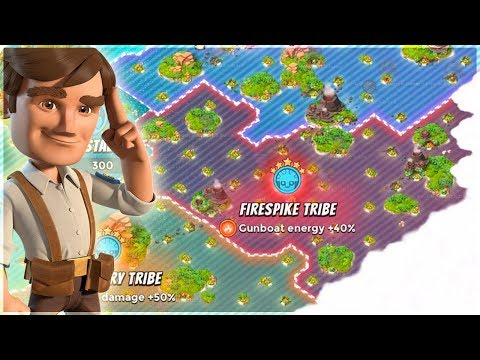 Boom Beach THE BEST Tribe Has Returned!!