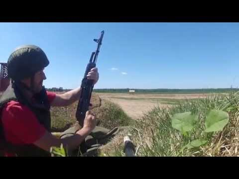 видео: Парк патриот 5  видов оружия /  стрельба