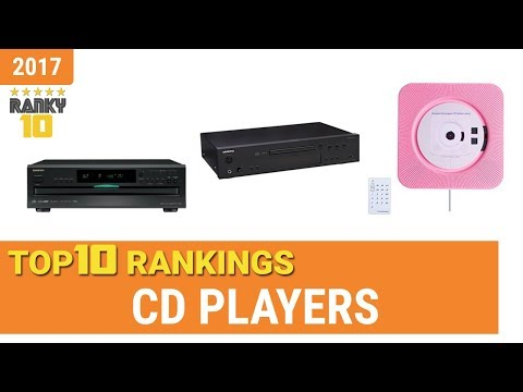 CD Players Top 10 Rankings, Reviews 2017 & Buying Guides