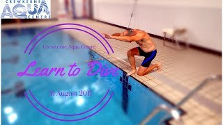 Adult Learn to Dive Workshop