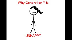 Why Generation Y Is Unhappy