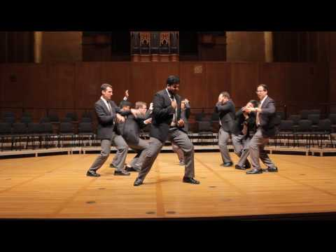 """The UC Men's Octet """"Lion King Medley"""" - Welcome Back to A Cappella Fall 2016"""