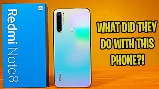 Redmi Note 8 - WHAT DID THEY DO!
