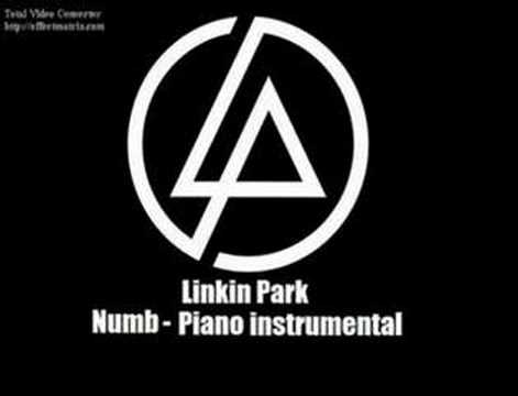 Linkin Park - Numb Piano instrumental