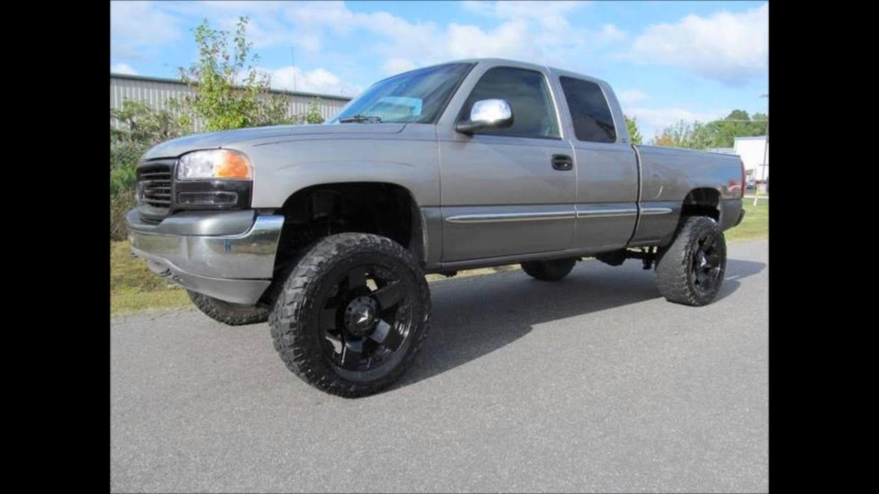 2000 gmc sierra 1500 sle lifted truck for sale youtube 2000 gmc sierra 1500 sle lifted truck