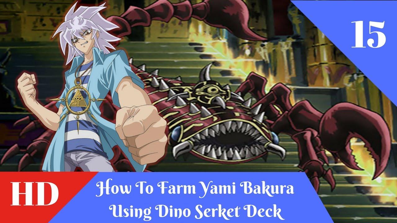 yami bakura deck list duel links - 28 images - yami bakura yugioh duel links gamea, yami bakura ...