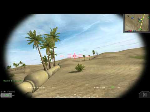 Project Reality M1A1 Abrams Gameplay