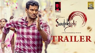 Sandakozhi 2 Official Trailer Reaction | Vishal, Keerthy Suresh | Yuvan | Lingusamy | TT 196