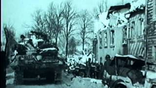 Original footage Battle of the Bulge
