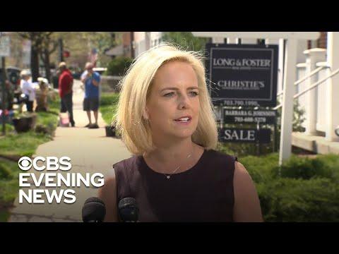 Kirstjen Nielsen steps down, leading DHS shakeup