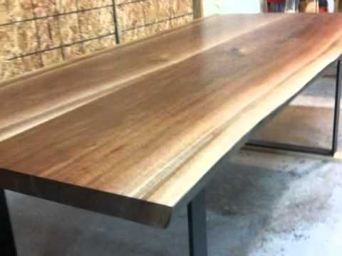 Live Edge Table Walnut Live Edge Tables Amp Wood Slab