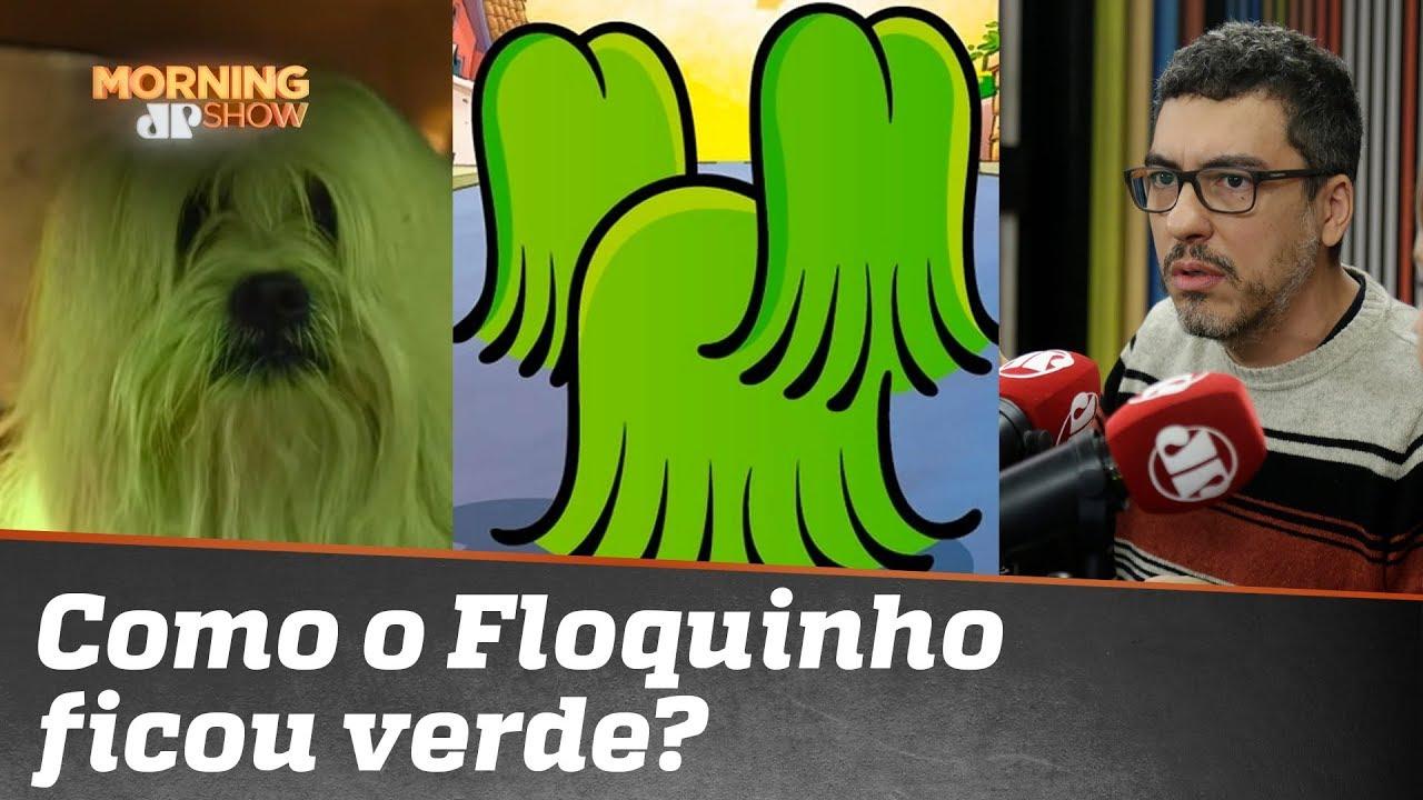 Diretor de 'Turma da Mônica - Laços' explica cor do Floquinho