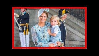 Prinsessan Madeleine och Chris O
