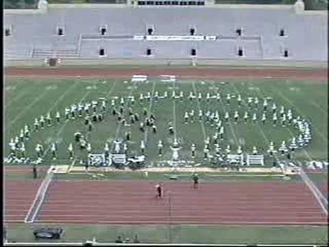 Mabank 1995 Marching Show