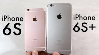 iPhone 6S Vs iPhone 6S Plus In 2019! (Speed Comparison) (iOS 13)