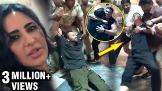 Akshay Kumar Rohit Shetty's BIG Fight Video With Katrina Kaif From Sooryavanshi SETS