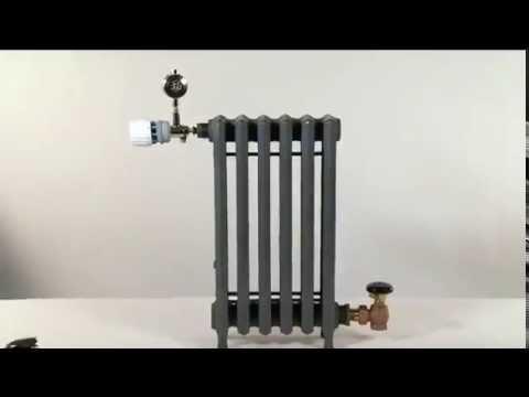 Danfoss Single Pipe Steam Valve Youtube