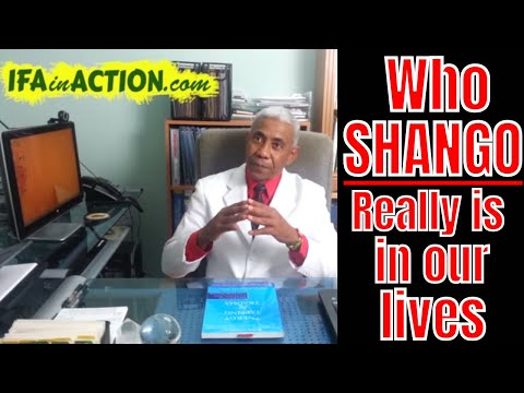 Who Shango Really is in Our Lives