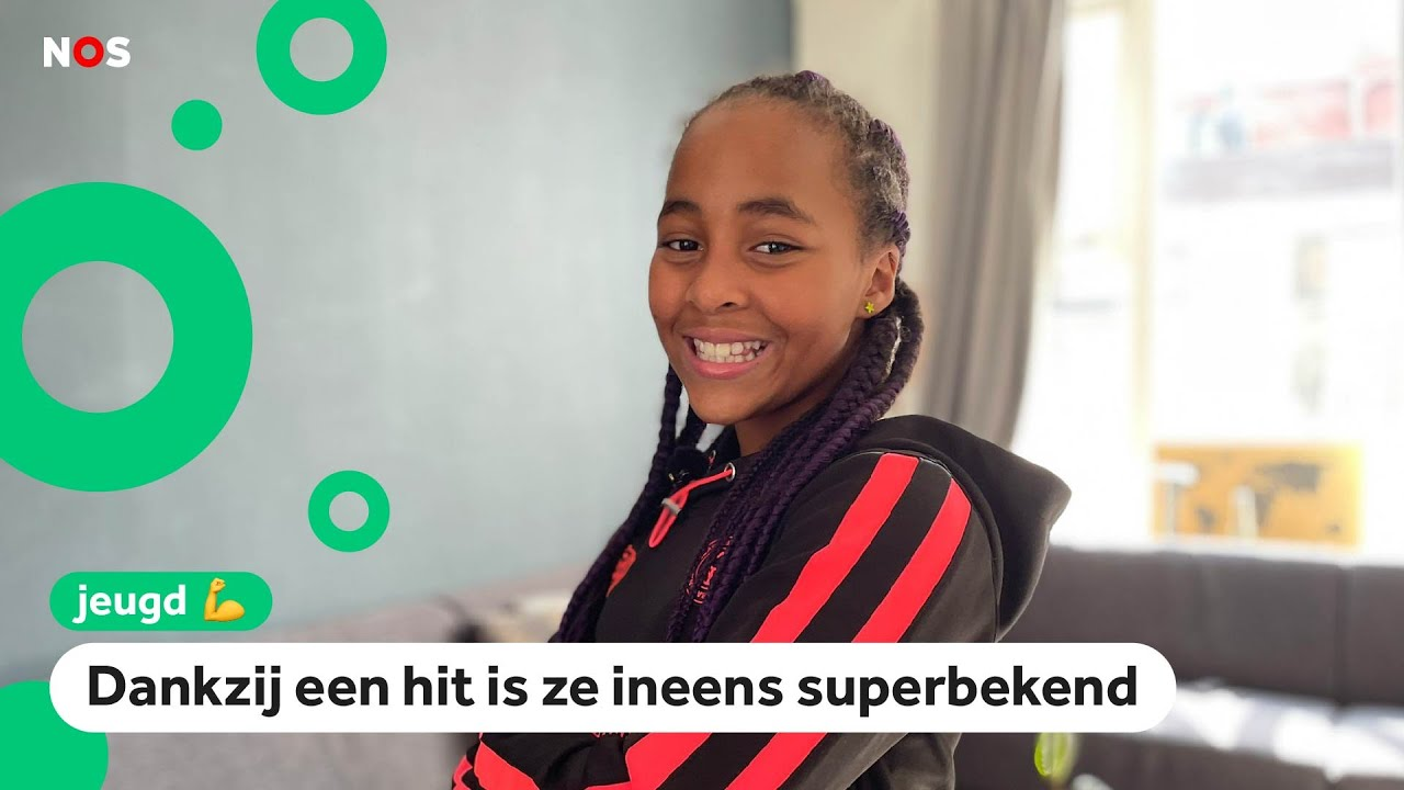 Download Nefertiti (10) uit Leeuwarden gaat viral in Colombia