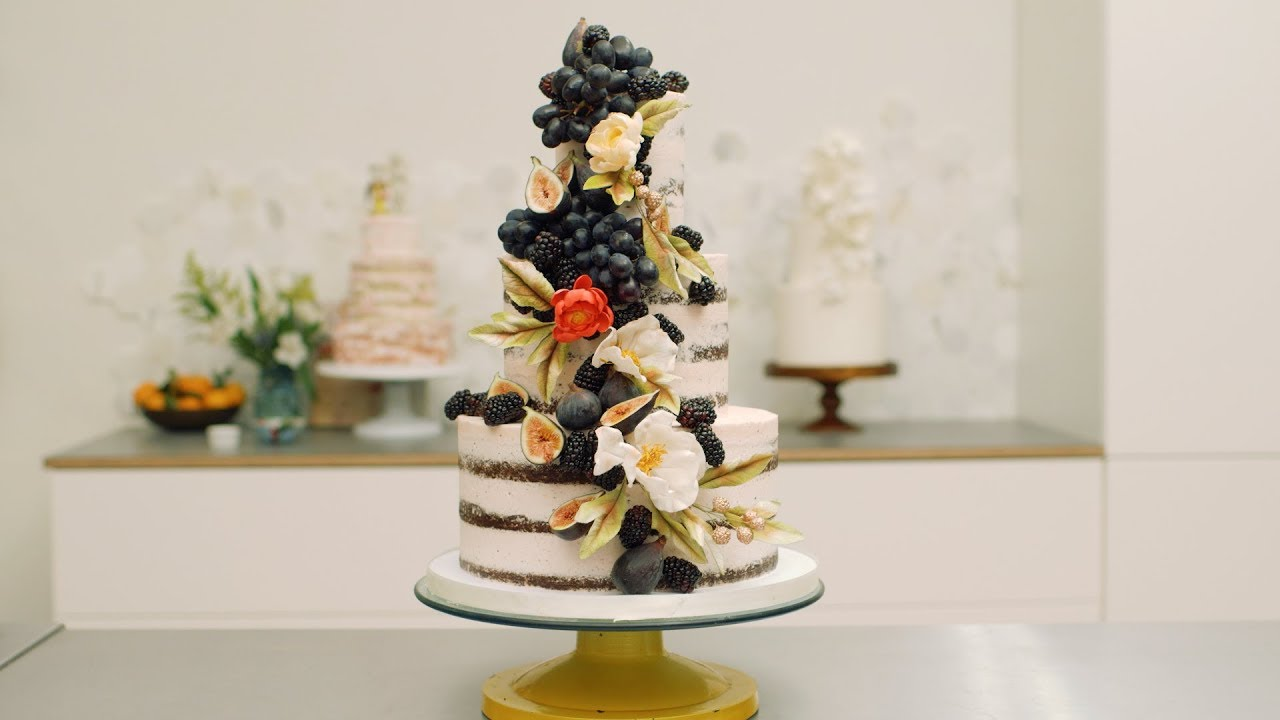 Meet The Experts Wedding Cake Edition