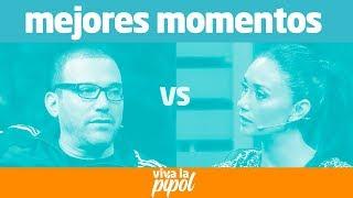 Julián Elfenbein vivió acalorado versus con Pamela Díaz - Viva La Pipol