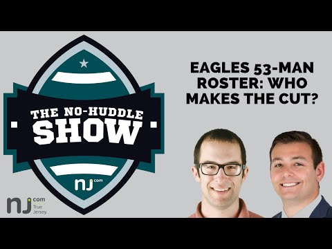 Guessing Eagles' final 53-man roster: Will Clayton Thorson, Mack Hollins make the cut?