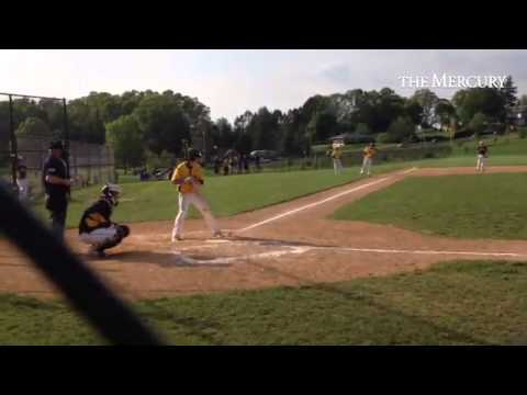 PJP's Trevor O'Brien scores on wild pitch gtpabucksmont