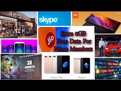 Top 10 Tech News #5 , 5th March 2017, Tech News In Hindi, Must Watch Daily News.