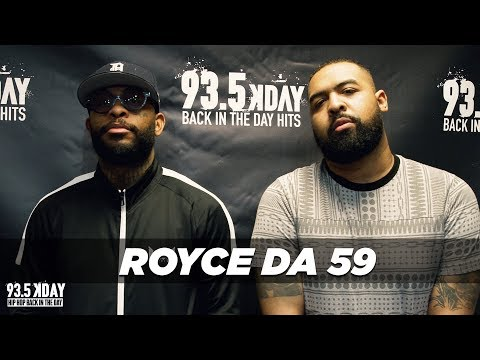 Royce Da 5'9 Talks Joe Budden Beef, Slaughterhouse breakup and New Project