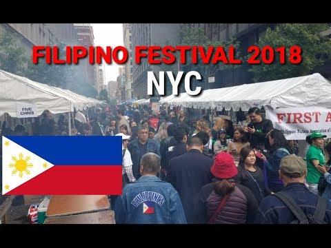 Filipino Festival 2018 - Celebrating Filipino Culture in NYC | I Love Philippines