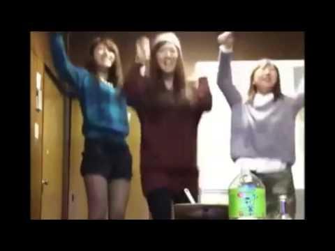 三代目ランニングマンを女子が踊ってみた!!