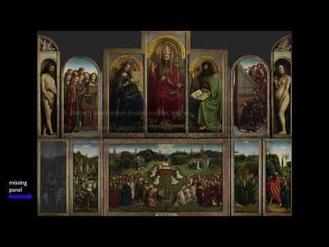 Van Eyck, Ghent Altarpiece (1 of 2)