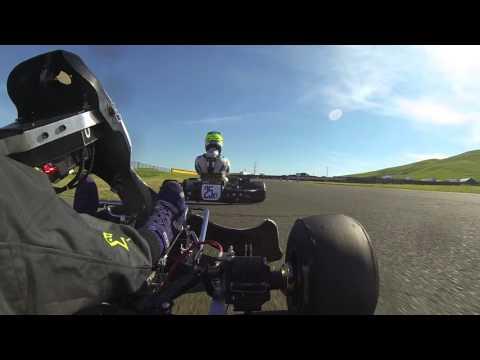 Electric Go-kart Racing