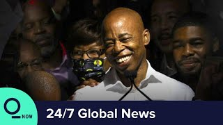 LIVE: Eric Adams Leads New York City Mayoral Race Ahead of Weekslong Vote Count|Top News  | NewsBurrow thumbnail