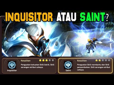 Level 45 Berubah JOB! - Dragon Nest Mobile (Android)