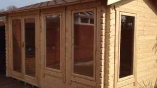 Do You Want To Build Your Own Log Cabin - 1 Click Log Cabins Offers The Full Package.