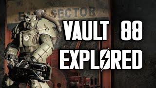 Vault 88 Explored - Every Nook & Cranny - Fallout 4