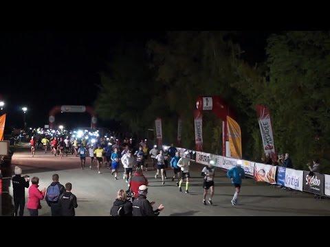 100 km de vendée 2016 Bénévoles et course
