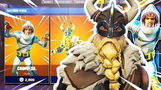 *NEW SKIN* Fortnite ITEM SHOP RESET! (July 14TH) NEW ITEMS & MORE!