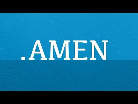 April 5 -.AMEN - Week 7 W/ ASL