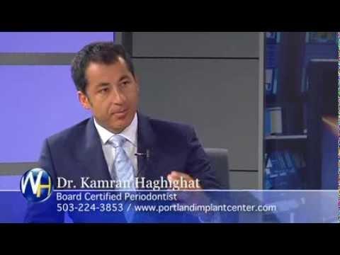 Dr. Kamran Haghighat - Laser Gum Disease Treatment, Portland