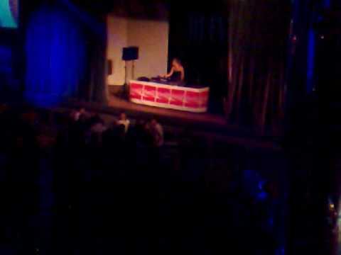 Dj EVE CAREY en discoteca lennon 21/11/2009