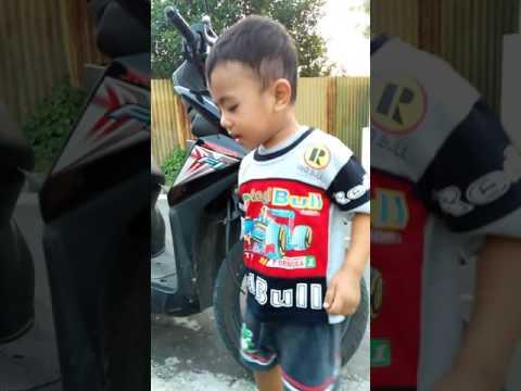 Bidadari kesleo - Fans cs Areva Musik Horee Bocah cilik jago joged (Nissi)