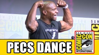 terry crews does