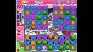 Candy Crush Saga Level 1235 No Boosters