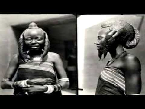Top 10 Ancient African hairstyles that still look like they came from a intergalactic future