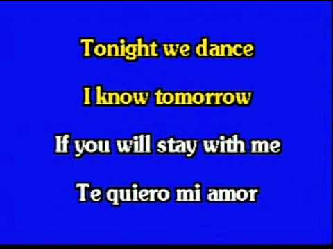Bailamos [ Karaoke Version ]  Enrique Iglesias